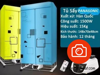 Máy sấy quần áo Panasonic 6868