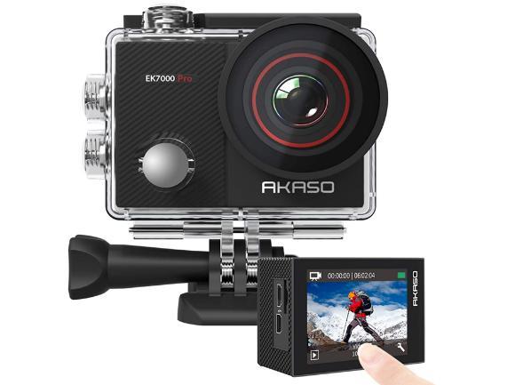 Camera hành động AKASO EK7000 Pro 4K