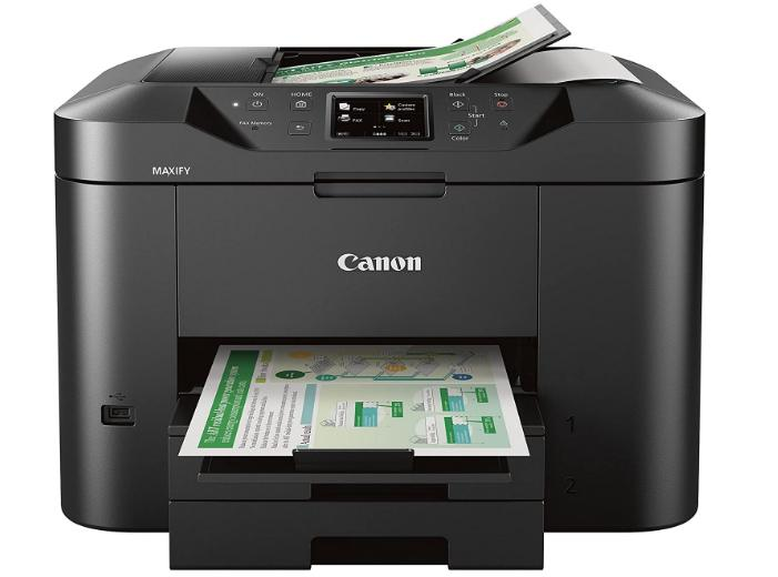 Máy in Canon Office and Business MB2720