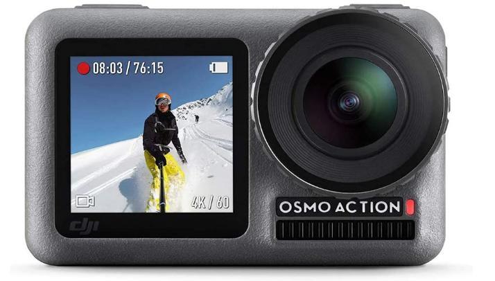 Camera hành động DJI Osmo Action Cam