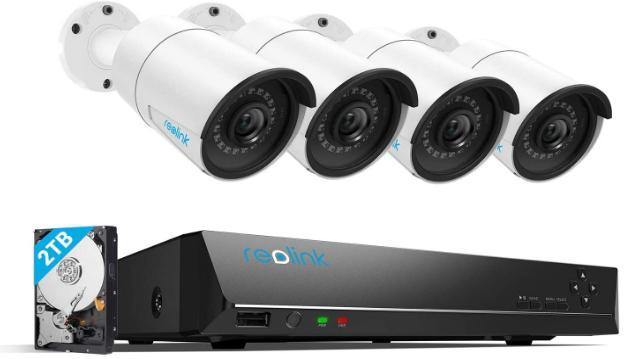 Hệ thống giám sát Reolink Video